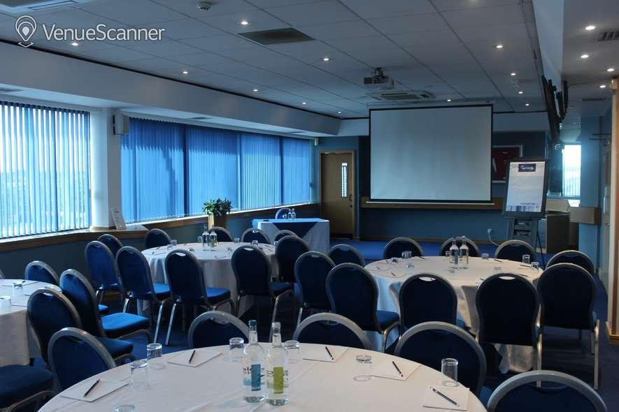 Hire Birmingham City Football Club International Suite 3