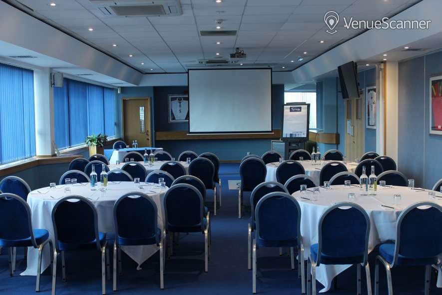 Hire Birmingham City Football Club International Suite 2