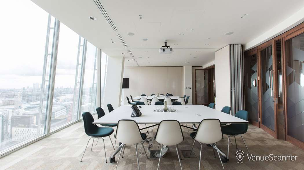 Hire The Office Group Shard Meeting Room 2+3