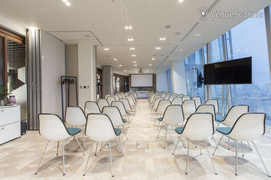 Hire The Office Group Shard Meeting Room 1+2+3+4 1