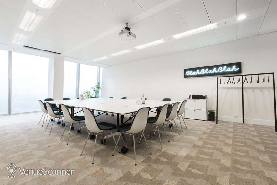 Hire The Office Group Shard Meeting Room 8