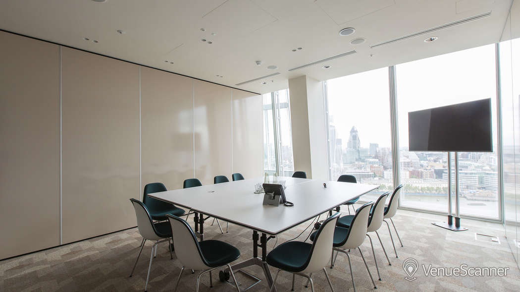 Hire The Office Group Shard Meeting Room 2