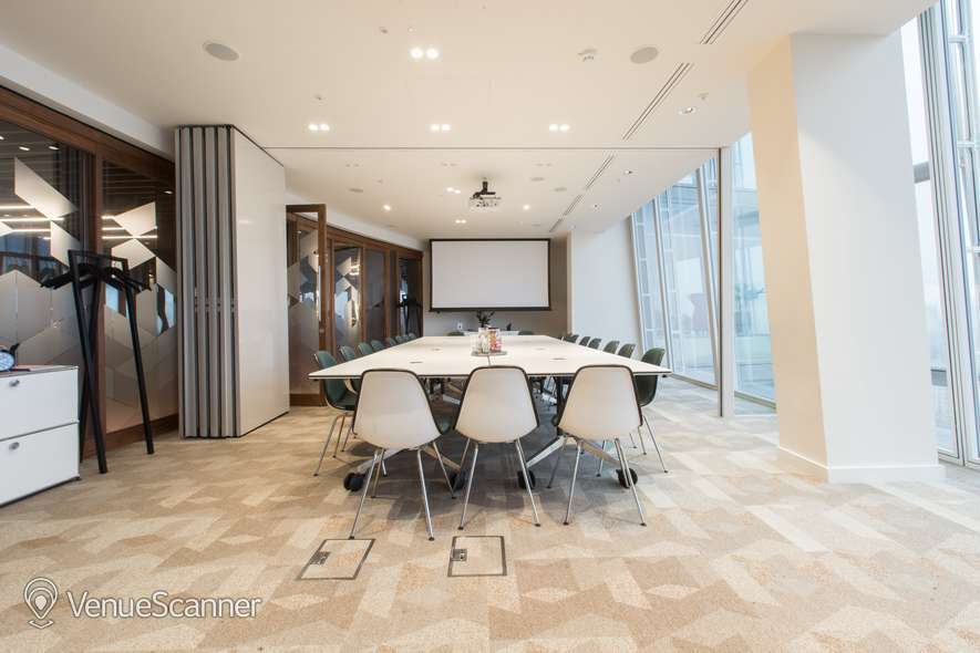 Hire The Office Group Shard Meeting Room 1+2