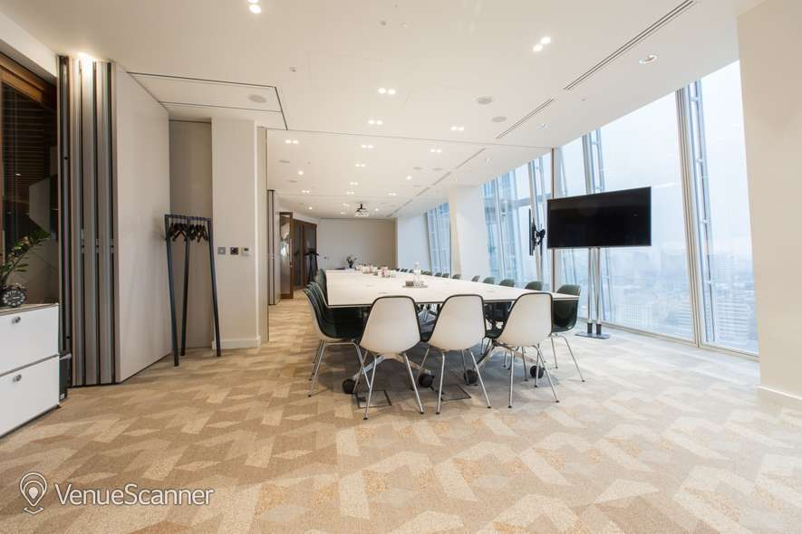 Hire The Office Group Shard Meeting Room 1+2+3+4