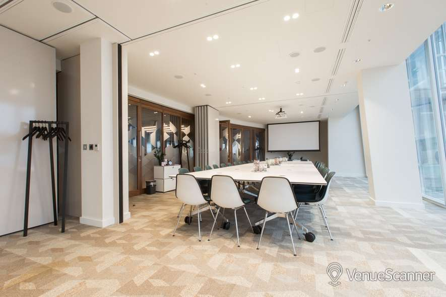 Hire The Office Group Shard Meeting Room 1+2+3