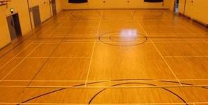 Heston Community Sports Hall, Activity Room