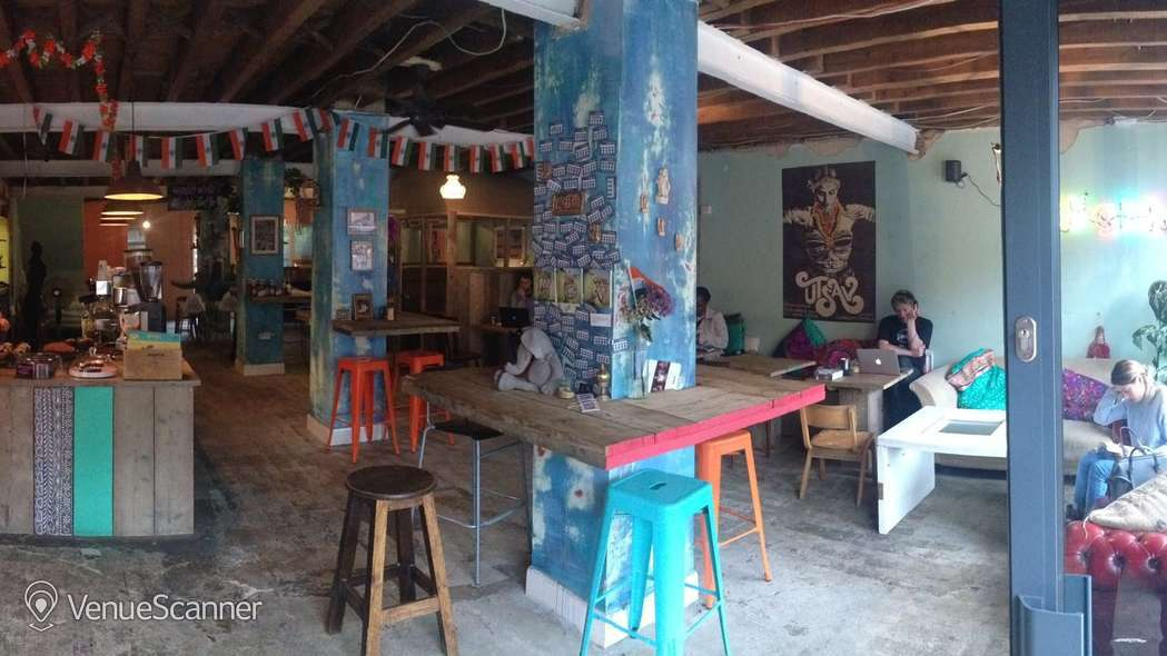 Hire Blighty Cafe Tottenham Exclusive Hire 1