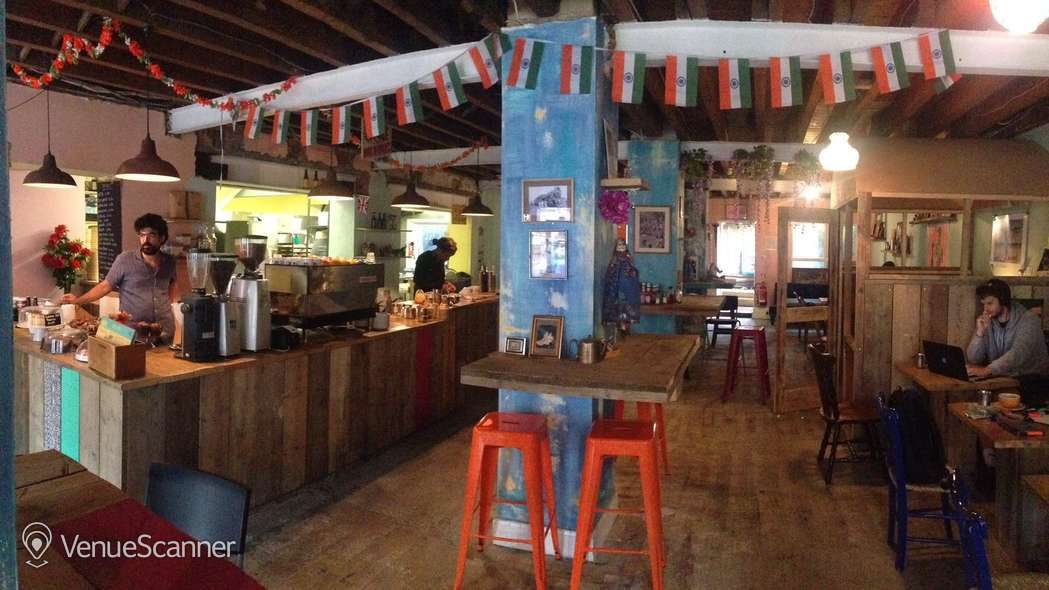 Hire Blighty Cafe Tottenham Exclusive Hire 7