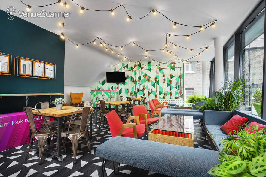 Hire The Collective Venues - Bedford Square The Terrace 2
