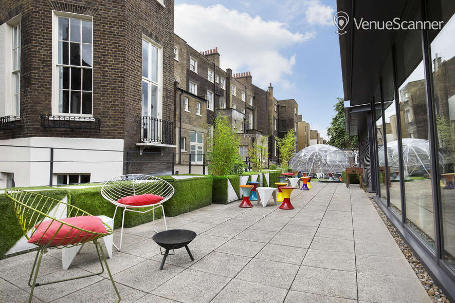 Hire The Collective Venues - Bedford Square The Terrace
