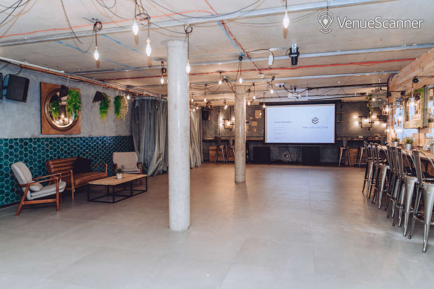 Hire The Collective Venues - Bedford Square The Den 2