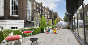 The Collective Venues - Bedford Square, The Terrace