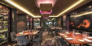 Damson Restaurant, Semi Private Dining Room