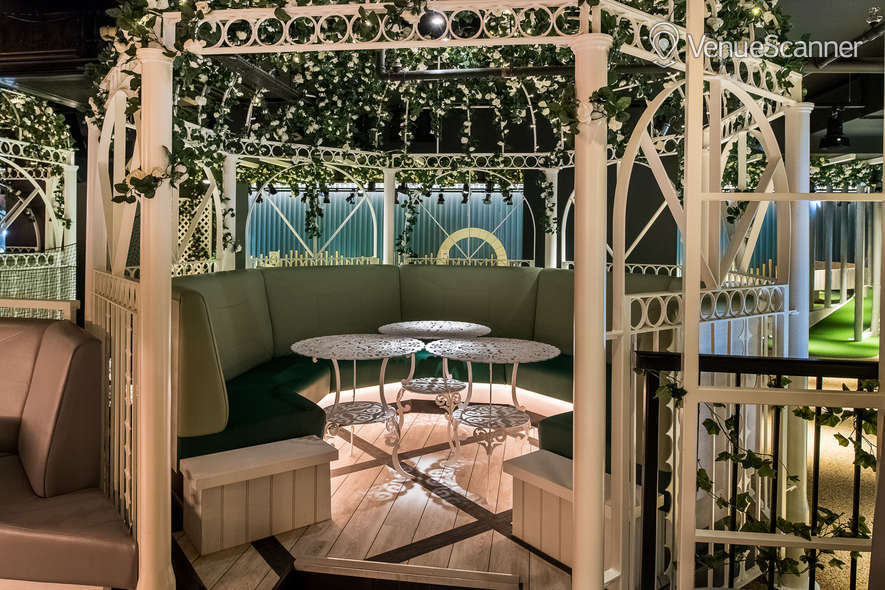 Hire Swingers West End Small Pergola