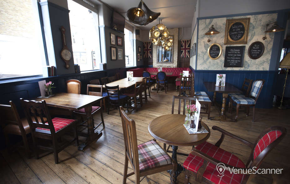Hire Coopers Arms The Albert Room