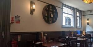 St Christopher's Inn Pub, Lounge area