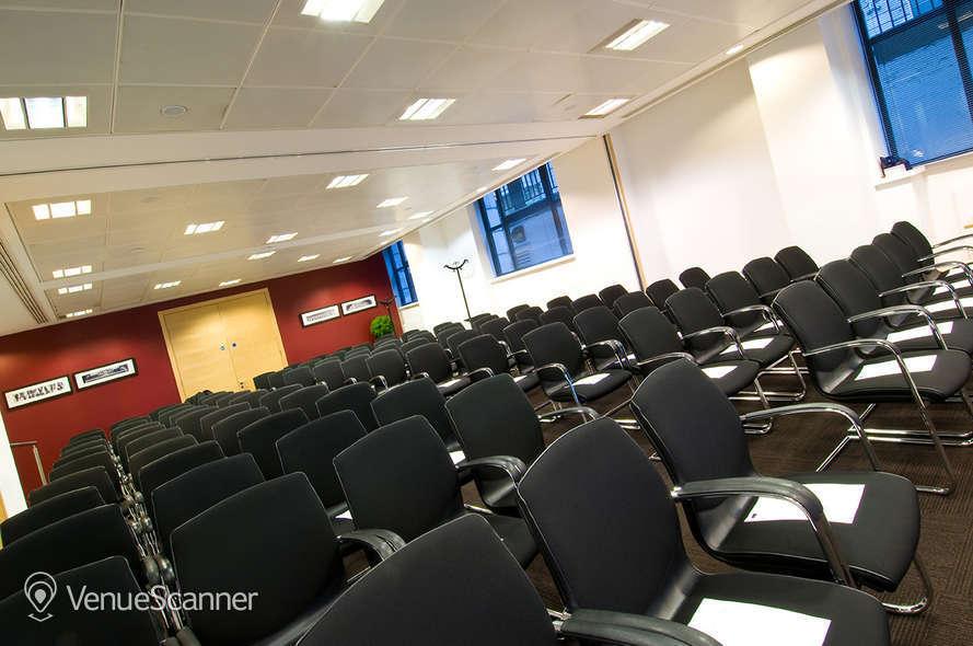 Hire Regus London New Broad Street Tower Suite