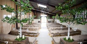Grange Barn Weddings & Events, Main Barn