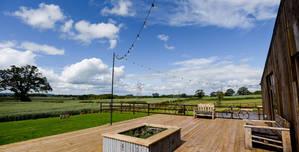 Grange Barn Weddings & Events, Grange Barn Outdoor Decking