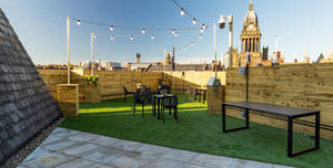 Avenue Hq Leeds, The Rooftop