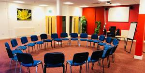 Lets Talk Business, Conference Room