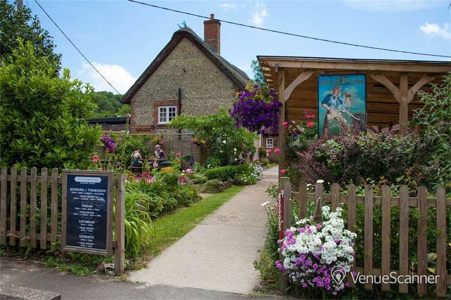 Hire The Woodman Arms Garden