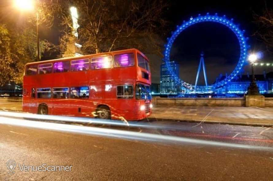Hire The Double Decker London Party Bus Tour 1