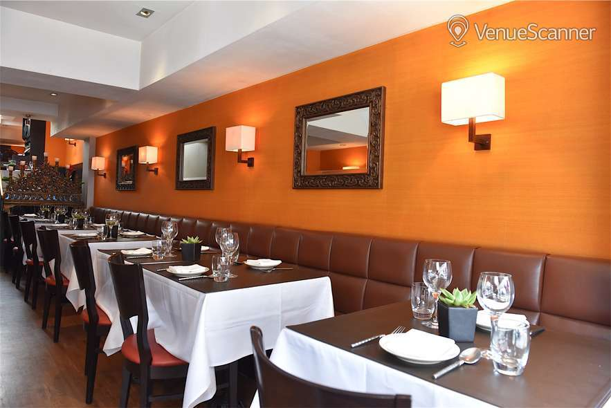 Hire Patara Fine Thai Restaurant Knightsbridge Exclusive Use 5
