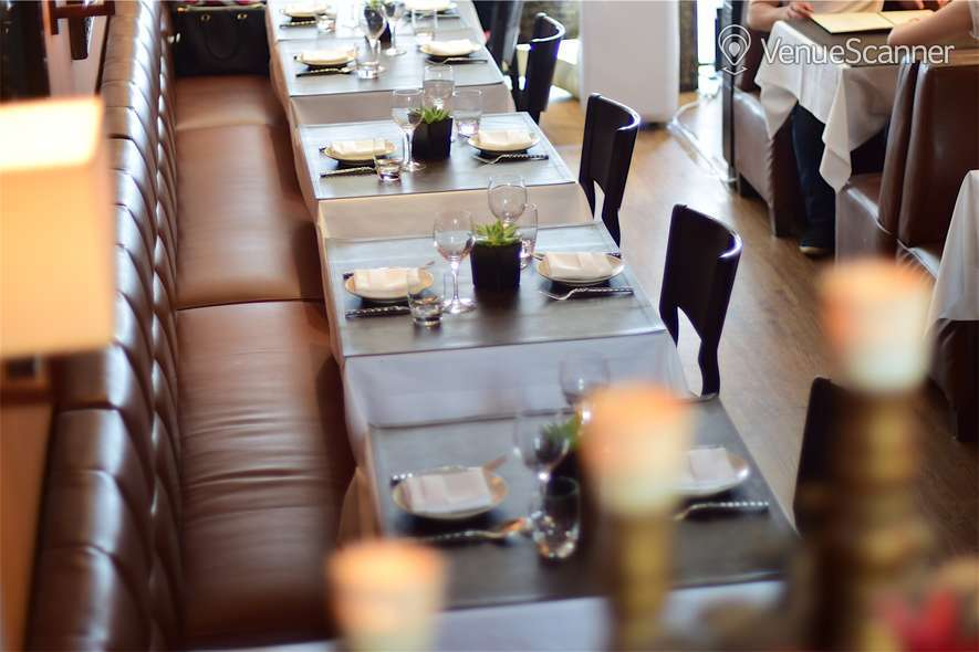 Hire Patara Fine Thai Restaurant Knightsbridge Exclusive Use 1