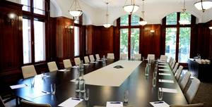 30 Euston Square, Heritage Rooms