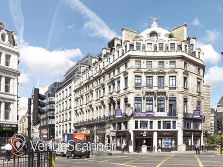 Hire Regus London Fleet Street Independent 1