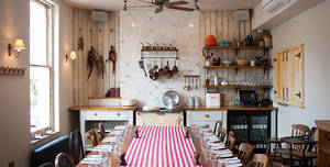 The Pig And Butcher, Dining Room