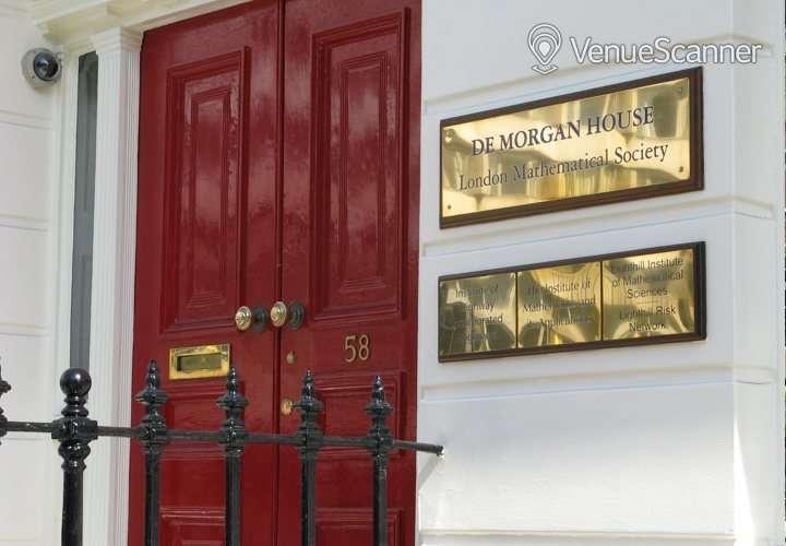 Hire De Morgan House Burnside Room 1