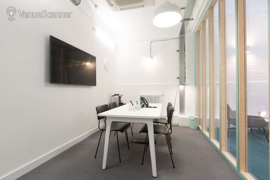 Hire The Office Group Whitechapel Meeting Room 3
