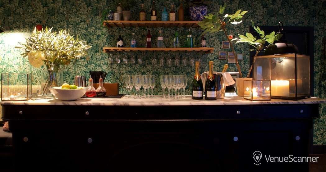 Hire Brasserie Blanc Southbank Deluxe Private Room