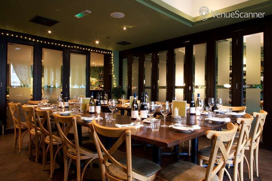 Hire Brasserie Blanc Southbank Medium Private Room