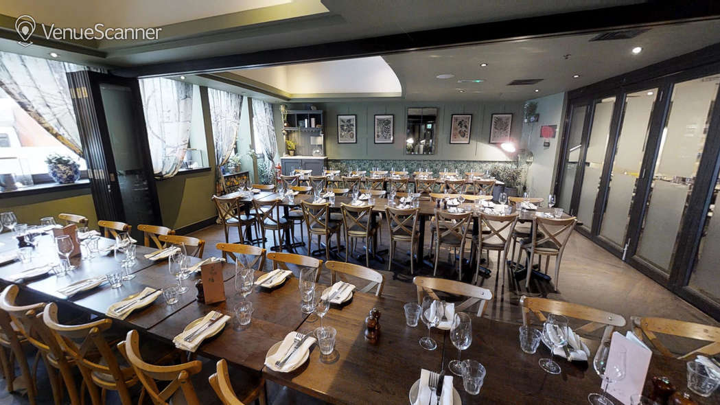 Hire Brasserie Blanc Southbank Large Private Room