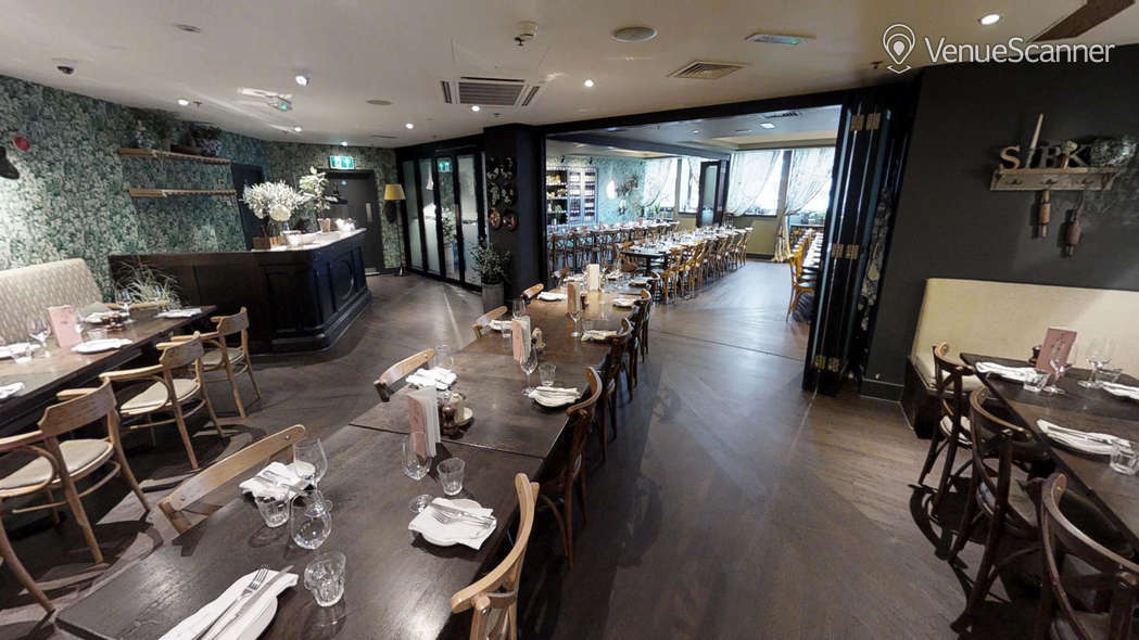 Hire Brasserie Blanc Southbank Deluxe Private Room 1
