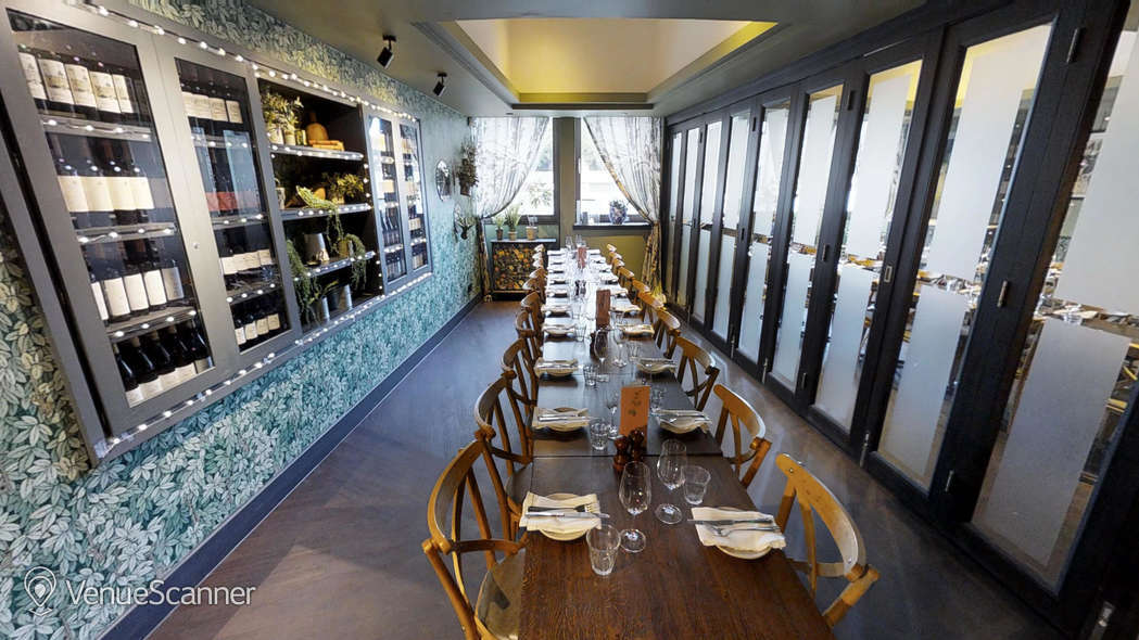 Hire Brasserie Blanc Southbank Small Room 1