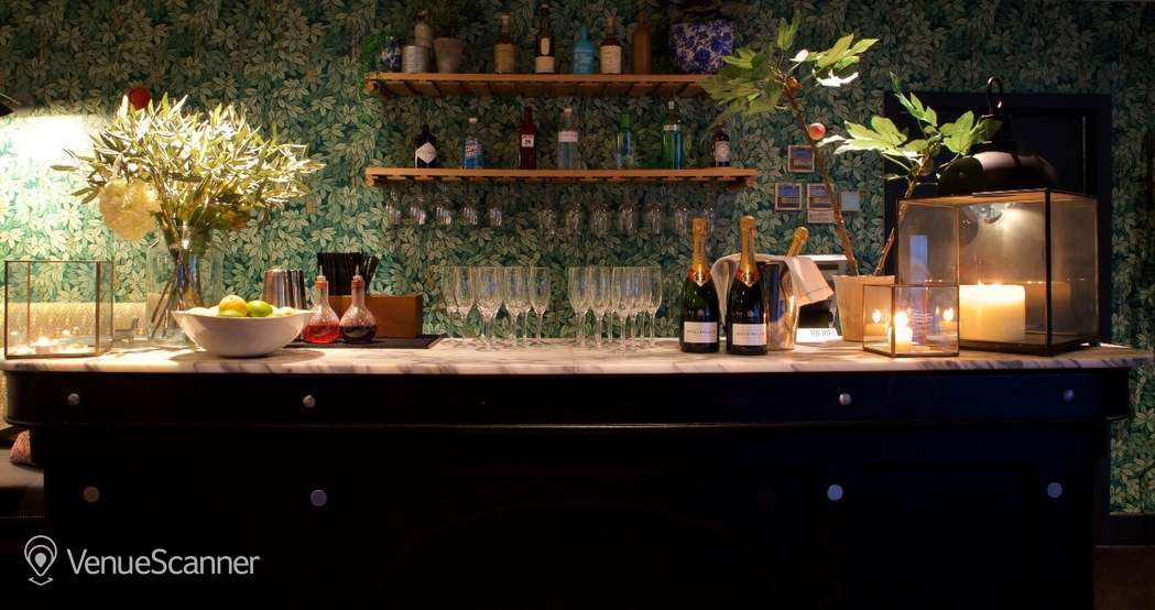 Hire Brasserie Blanc Southbank Exclusive Hire