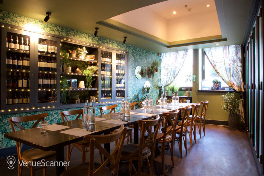 Hire Brasserie Blanc Southbank Small Room
