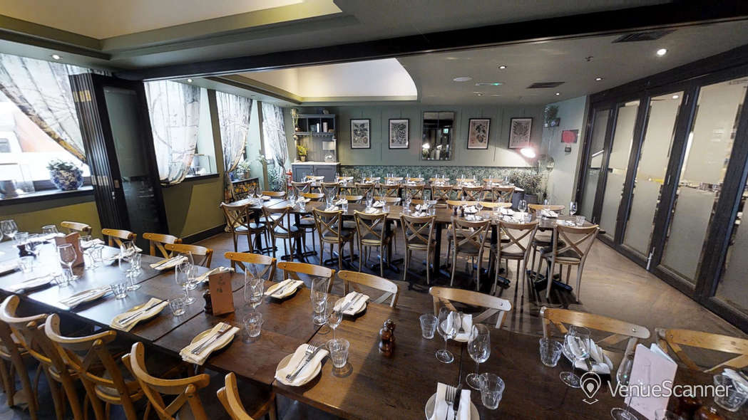Hire Brasserie Blanc Southbank Deluxe Private Room 3