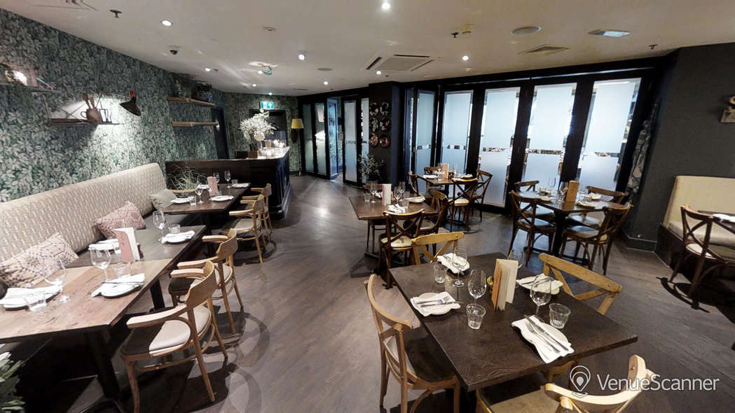 Hire Brasserie Blanc Southbank Deluxe Private Room 4