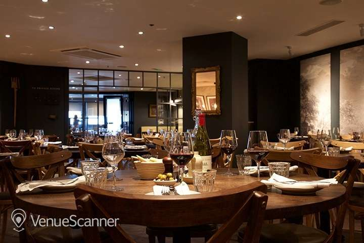 Hire Brasserie Blanc Southbank Exclusive Hire 6