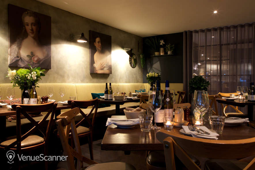 Hire Brasserie Blanc Southbank Deluxe Private Room 2