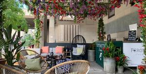 Brasserie Blanc Southbank, Summer Terrace