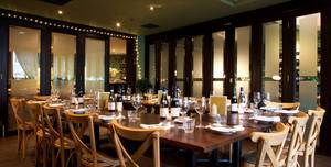 Brasserie Blanc Southbank, Medium Private Room