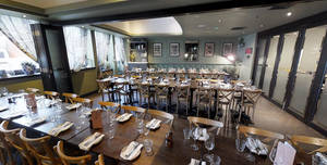 Brasserie Blanc Southbank, Large Private Room