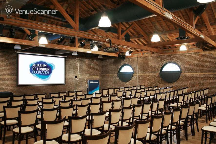 D Exhibition Docklands : Hire the museum of london docklands the wilberforce room