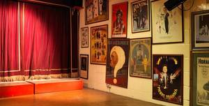 Davenports Magic Theatre, Davenports Theatre